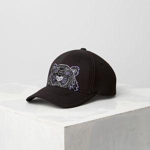 1a5fcb811b0 Embroidery Tiger Strap Cap